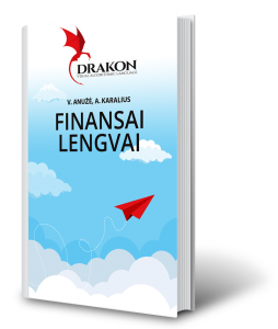 Finansai lengvai ebook cover